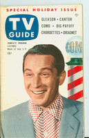1953 TV Guide Jul 3 Perry Como Chicago edition Very Good to Excellent - No Mailing Label  [Lt wear and scuffing on cover, contents fine]