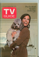 1970 TV Guide Sep 19 Mary Tyler Moore Show (First Cover) Cleveland edition Excellent - No Mailing Label  [Lt wear and minor spotting on cover, contents fine]