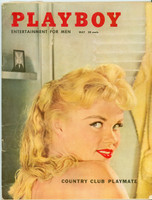 Playboy Magazine May 1958