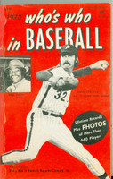 1973 Who's Who in Baseball Steve Carlton Very Good [Heavy creasing on cover, contents fine]