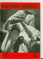 1946 Who's Who in Baseball Hal Newhouser Good to Very Good [Tape on binding, ow clean]
