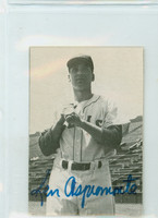 Ken Aspromonte AUTOGRAPH Minor League Set - PCL SF Seals 