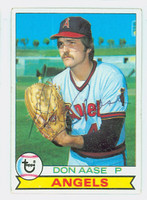 Don Aase AUTOGRAPH 1979 Topps #368 Angels   [SKU:AaseD6006_T79BBa3]