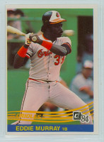 1984 Donruss Baseball 47 Eddie Murray Baltimore Orioles Near-Mint