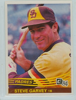 1984 Donruss Baseball 63 Steve Garvey San Diego Padres Near-Mint to Mint