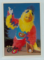1984 Donruss Baseball 651 The Chicken Near-Mint to Mint