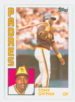 1984 Topps Baseball 251 Tony Gwynn San Diego Padres Near-Mint to Mint