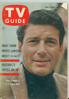 1960 TV Guide Apr 9 77 Sunset Strip Arizona-New Mexico edition Very Good - No Mailing Label  [Wear and scuffing on cover, contents fine]