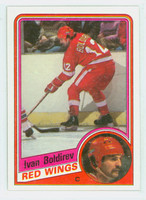 1984-85 Topps Hockey Ivan Boldirev Detroit Red Wings Near-Mint to Mint