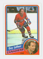 1984-85 Topps Hockey Guy LaFleur Montreal Canadiens Near-Mint to Mint