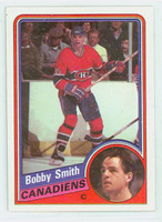 1984-85 Topps Hockey Bobby Smith Montreal Canadiens Near-Mint to Mint