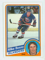 1984-85 Topps Hockey Mike Bossy New York Islanders Near-Mint to Mint