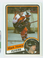 1984-85 Topps Hockey Mark Howe Philadelphia Flyers Near-Mint to Mint