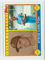 1983 Topps Baseball 71 Steve Carlton Super Vet Philadelphia Phillies Near-Mint to Mint