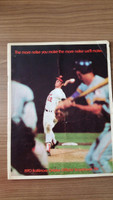 1970 BB Program Orioles vs White Sox (38 pg) Unscored Good to Very Good [Heavy wear on both covers, lt moisture]