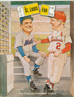 The St. Louis Fan (40 pg) ft: articles on St. Louis sports (from the Red Schoendienst collection)