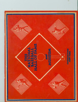 1954 Cooperstown Hall of Fame and Museum Commerative Booklet (42 pg) - Loaded with photos and information about HOFers Near-Mint