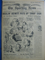 1960 Sporting News November 23 Roy Harney Very Good