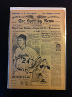 1961 Sporting News February 1 Walter Alston Excellent