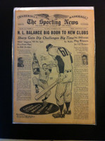 1961 Sporting News October 11 Casey Stengel, NY Mets Excellent