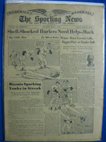 1950 Sporting News June 7 Phil Rizzuto Very Good