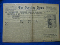 1918 Sporting News Feb 21 Marvin Goodwin Good to Very Good