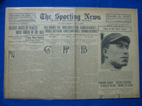 1918 Sporting News Feb 28 Fred Mitchell Fair to Good