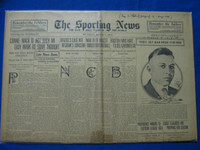 1918 Sporting News Mar 7 Connie Mack Fair to Good