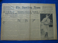 1918 Sporting News Mar 14 Lee Magee Good to Very Good