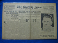 1918 Sporting News Apr 25 Guy Morton Good to Very Good