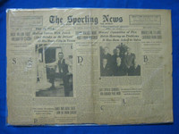 1932 Sporting News January 14 Burleigh Grimes Fair to Poor