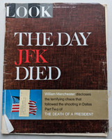 LOOK Magazine February 7, 1967 The Day JFK Died (96 pages) (from the Red Schoendienst collection) Very Good