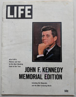 1963 Life Magazine Nov 29 JFK Memorial Edition Excellent