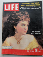 1959 Life Magazine (134 pages) May 11 Boby Doe Tabor Excellent [Lt wear on cover, contents fine, overall very clean]