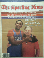 1980 The Sporting News March 1 Mark Aguirre DePaul Excellent