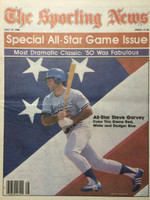 1980 The Sporting News July 12 All-Star Issue: Steve Garvey Dodgers Near-Mint