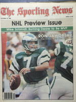 1980 The Sporting News October 18 Ron Jaworski Eagles Excellent