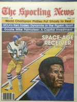 1980 The Sporting News November 8 John Jefferson Chargers Near-Mint