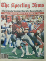 1980 The Sporting News December 13 Steve Bartkowski Falcons Near-Mint