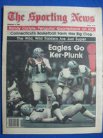 1981 The Sporting News February 7 Raiders Win Super Bowl (Jim Plunkett Cover) Near-Mint