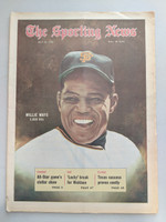 1970 Sporting News July 25 Willie Mays 3000 Hits Giants Near-Mint [Very clean]
