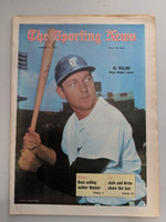 1970 Sporting News August 8 Al Kaline Tigers Near-Mint [Very clean]