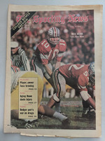1971 Sporting News January 2 Rex Kern Ohio State Very Good [Heavy fraying, tears on bottom edge]