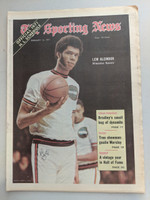 1971 Sporting News February 13 Lew Alcindor Bucks Near-Mint [Very clean]