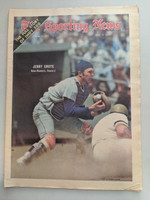1971 Sporting News June 12 Jerry Grote Mets Excellent [Dog ear corner, ow clean]