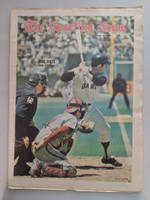 1971 Sporting News June 26 Dick Dietz Giants Excellent [Fraying on bottom edge, ow clean]
