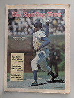 1971 Sporting News July 3 Fergie Jenkins Cubs Near-Mint [Clean example]