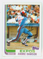 1982 Topps Baseball 540 Andre Dawson Montreal Expos Near-Mint to Mint
