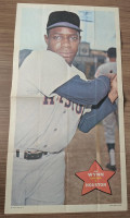 1968 Topps Posters 8 Jim Wynn Houston Astros Excellent