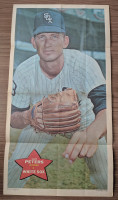 1968 Topps Posters 13 Gary Peters Chicago White Sox Excellent to Mint